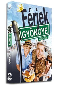 Férjek gyöngye - 1. évad (4 DVD) termékhez kapcsolódó kép