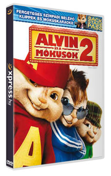 Alvin és a mókusok 2. termékhez kapcsolódó kép