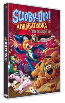 Scooby-Doo - Abrakadabra! termékhez kapcsolódó kép