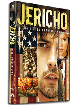 Jericho - 2. évad (2 DVD) termékhez kapcsolódó kép