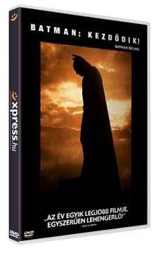 Batman: Kezdődik! (egylemezes változat) termékhez kapcsolódó kép