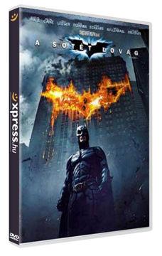 Batman: A sötét lovag (egylemezes változat) termékhez kapcsolódó kép