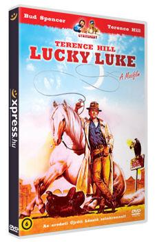 Lucky Luke: A mozfilm termékhez kapcsolódó kép