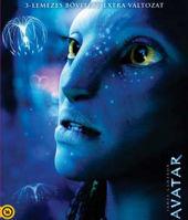 Avatar - Bővített extra változat (3 BD) termékhez kapcsolódó kép