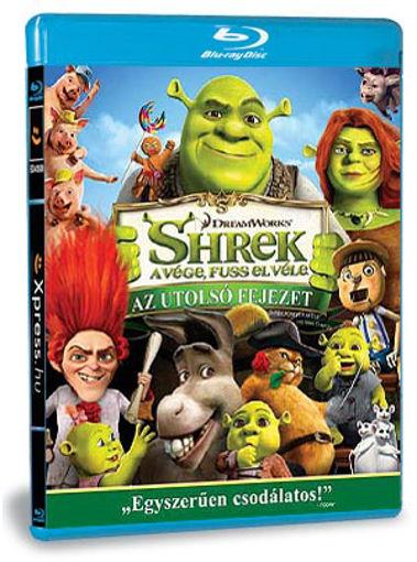 Shrek a vége, fuss el véle termékhez kapcsolódó kép