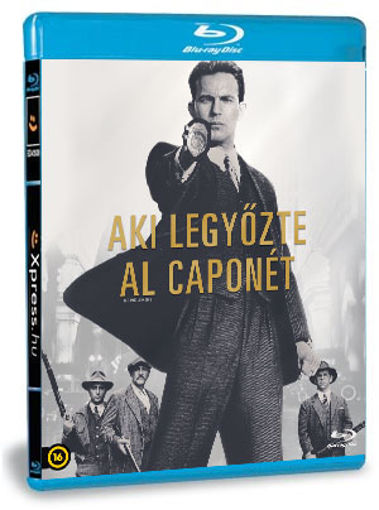 Aki legyőzte Al Caponét termékhez kapcsolódó kép