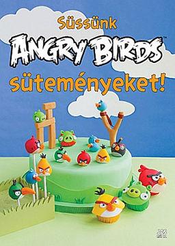 Angry Birds - Süssünk Angry Birds süteményeket! termékhez kapcsolódó kép