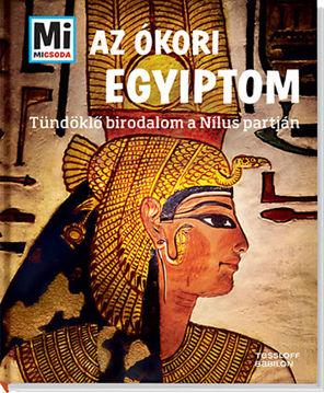 Az ókori Egyiptom - Tündöklő birodalom a Nílus partján termékhez kapcsolódó kép