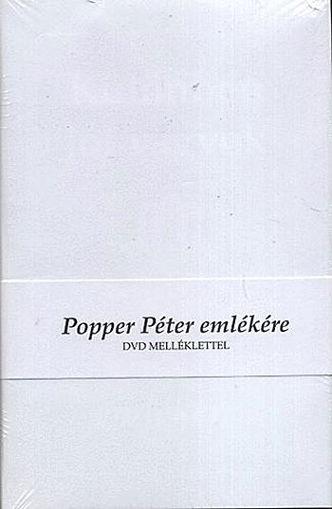 Popper Péter emlékére I-III. - DVD melléklettel - Különben jól vagyok - Kiadatlan írások - Popper-parádé '77 termékhez kapcsolódó kép
