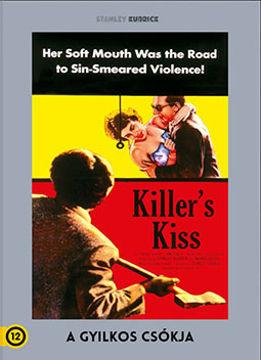 A gyilkos csókja termékhez kapcsolódó kép