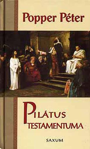 Pilátus testamentuma termékhez kapcsolódó kép