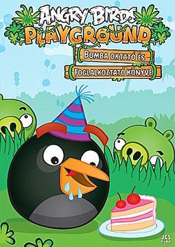 Angry Birds - Bomba oktató és foglalkoztató könyve termékhez kapcsolódó kép