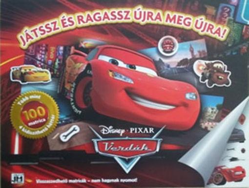 Disney - Verdák - óriás matrica album termékhez kapcsolódó kép