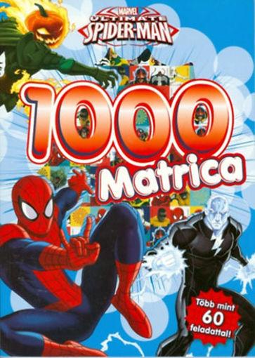 Ultimate Spider-Man - 1000 matrica termékhez kapcsolódó kép
