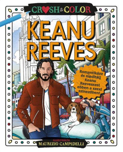 Crush & Color: Keanu Reeves termékhez kapcsolódó kép