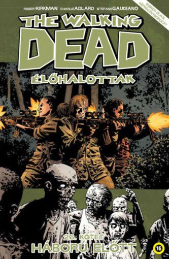 The Walking Dead - Élőhalottak 26. termékhez kapcsolódó kép