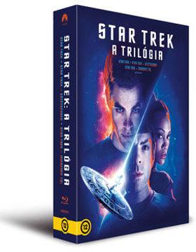 Star Trek: A trilógia (3 BD) termékhez kapcsolódó kép