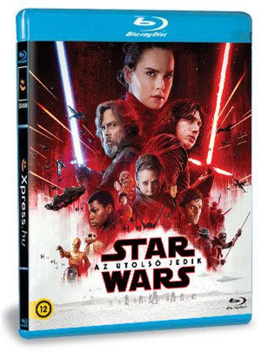 Star Wars: Az utolsó jedik (2 BD) termékhez kapcsolódó kép