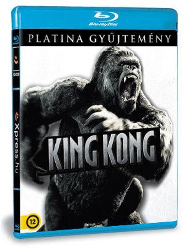 King Kong (platina gyűjtemény) termékhez kapcsolódó kép