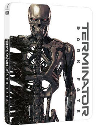 Terminátor: Sötét végzet - limitált, fémdobozos változat (steelbook) termékhez kapcsolódó kép