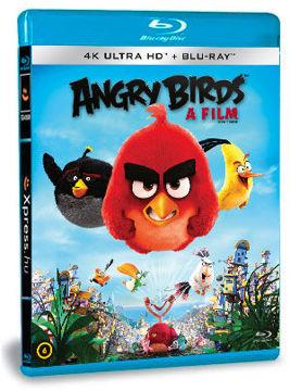Angry Birds - A film (4K UHD+BD) termékhez kapcsolódó kép
