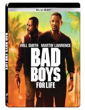 Bad Boys – Mindörökké rosszfiúk - limitált, fémdobozos változat (steelbook) termékhez kapcsolódó kép