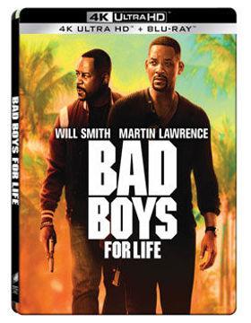 Bad Boys – Mindörökké rosszfiúk (4K UHD+BD) - limitált, fémdobozos változat (steelbook) termékhez kapcsolódó kép