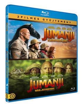 Jumanji 1-2. termékhez kapcsolódó kép