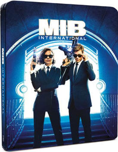 Men in Black – Sötét zsaruk a Föld körül (4K UHD+BD+bonus BD) - limitált, fémdobozos változat ( szereplők  steelbook) termékhez kapcsolódó kép