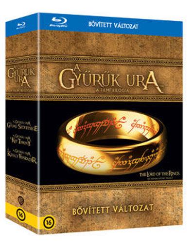 A Gyűrűk Ura trilógia (bővített változatok gyűjteménye) (6BD) termékhez kapcsolódó kép
