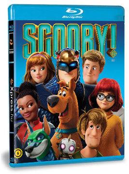 Scooby! termékhez kapcsolódó kép
