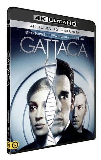 Gattaca (UHD+BD) termékhez kapcsolódó kép