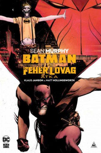 Batman - A Fehér Lovag átka termékhez kapcsolódó kép