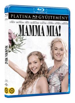 Mamma Mia (platina gyűjtemény) termékhez kapcsolódó kép