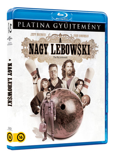 A nagy Lebowski (platina gyűjtemény) termékhez kapcsolódó kép