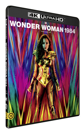 Wonder Woman 1984 (UHD+BD) termékhez kapcsolódó kép