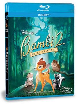 Bambi 2.: Bambi és az erdő hercege - Extra változat termékhez kapcsolódó kép
