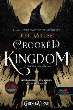 Crooked Kingdom - Bűnös birodalom - Hat varjú 2. - Vörös pöttyös termékhez kapcsolódó kép