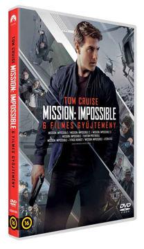Mission: Impossible 1-6. termékhez kapcsolódó kép