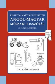 Angol-magyar műszaki kisszótár termékhez kapcsolódó kép