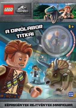 LEGO Jurassic World - A dínólabor titkai termékhez kapcsolódó kép