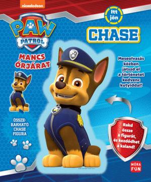 Mancs Őrjárat - Itt jön Chase! termékhez kapcsolódó kép