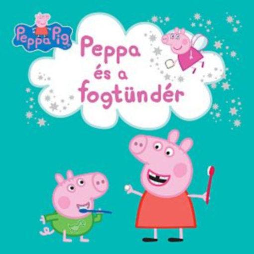 Peppa malac - Peppa és a fogtündér termékhez kapcsolódó kép