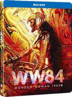 Wonder Woman 1984 - limitált, fémdobozos változat (steelbook)