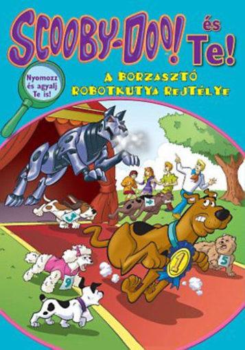Scooby-Doo és Te! - A borzasztó robotkutya rejtélye termékhez kapcsolódó kép