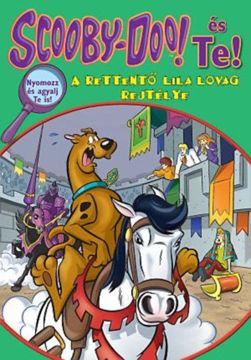 Scooby-Doo és Te! - A rettentő Lila Lovag rejtélye termékhez kapcsolódó kép