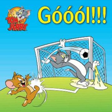 Tom és Jerry - Góóól!!! termékhez kapcsolódó kép