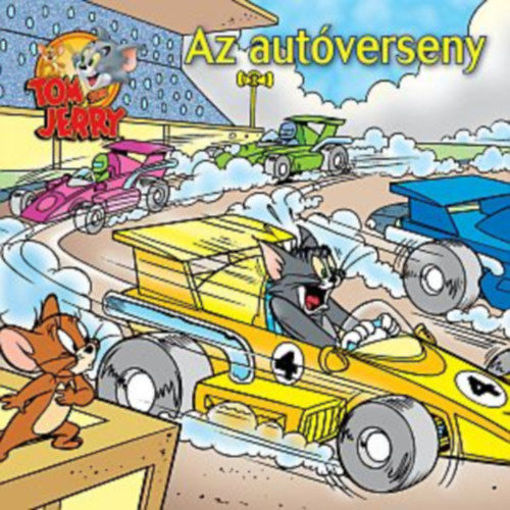 Tom és Jerry - Az autóverseny termékhez kapcsolódó kép