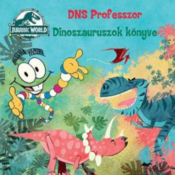 Jurassic World: DNS Professzor - Dinoszauruszok könyve termékhez kapcsolódó kép