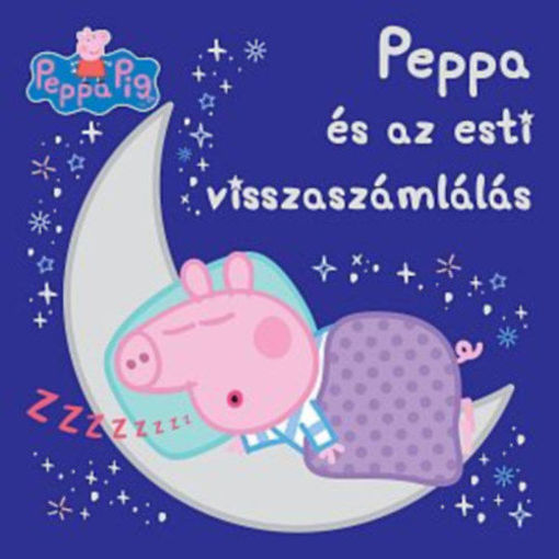 Peppa malac - Peppa és az esti visszaszámlálás termékhez kapcsolódó kép
